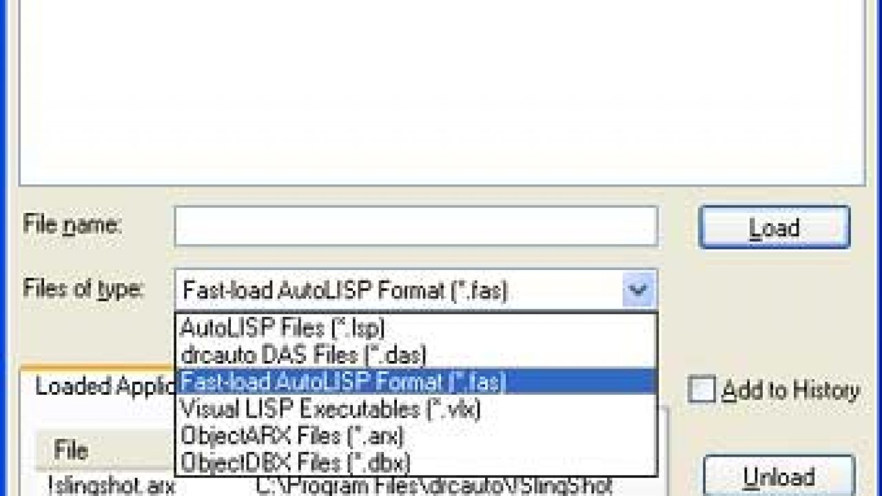 How To Load Lisp In Autocad Lt 2019