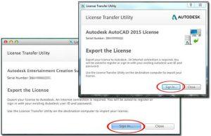 Hướng dẫn chuyển License AutoCAD