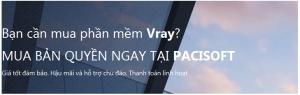 pacisoft V-Ray 3 for Rhino Beta