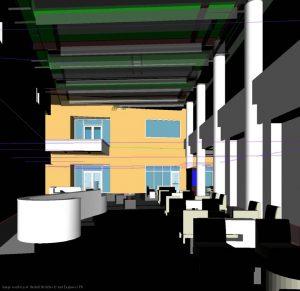 Haskell Architects and Engineer dựa vào BIM để phối hợp các dự án
