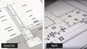 Revit và AutoCAD
