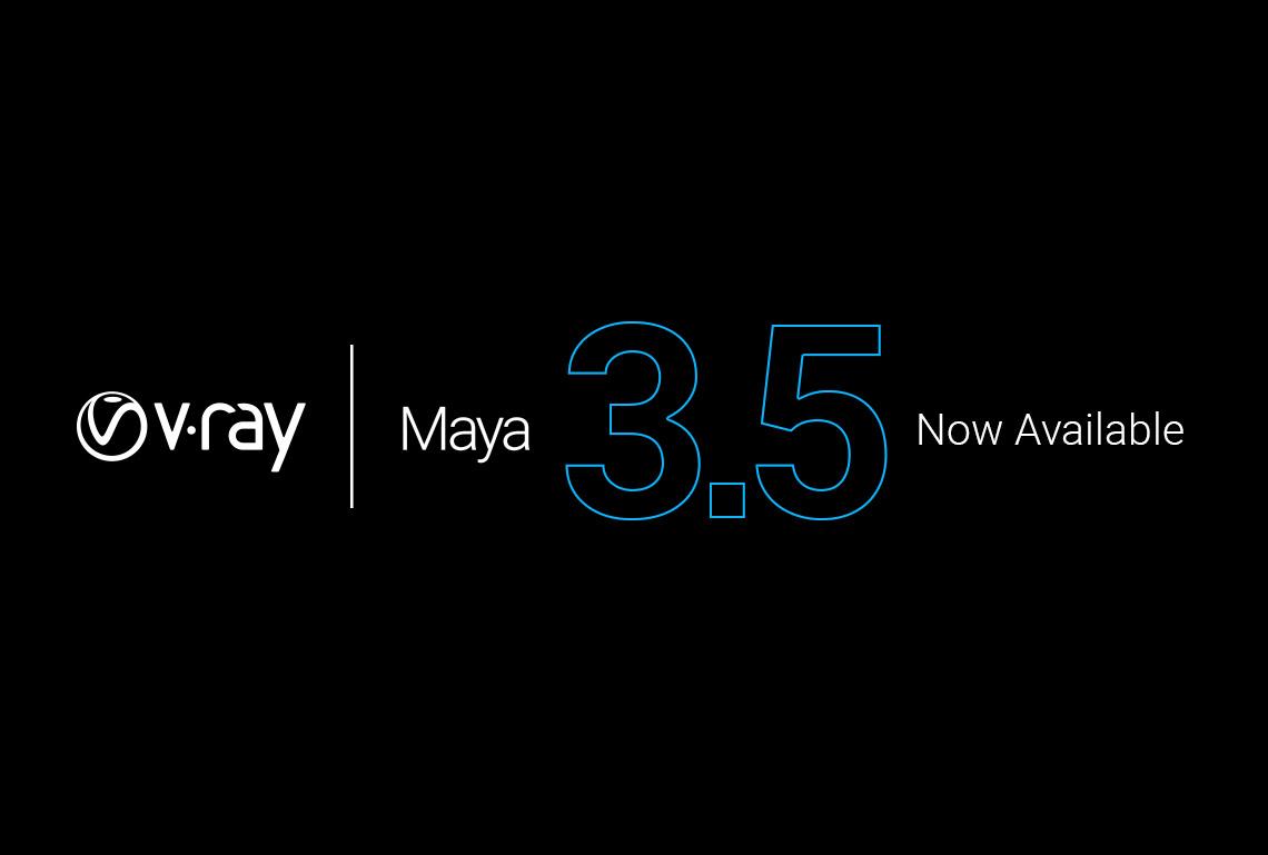 GIỚI THIỆU V-RAY 3.5 CHO MAYA