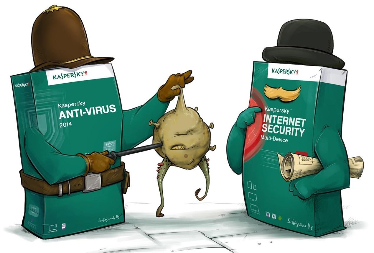 Kaspersky Anti-Virus và Kaspersky Internet Security: khác biệt như thế nào?