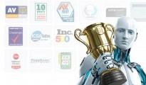 Techconsult tuyên bố ESET là Nhà vô địch năm 2017