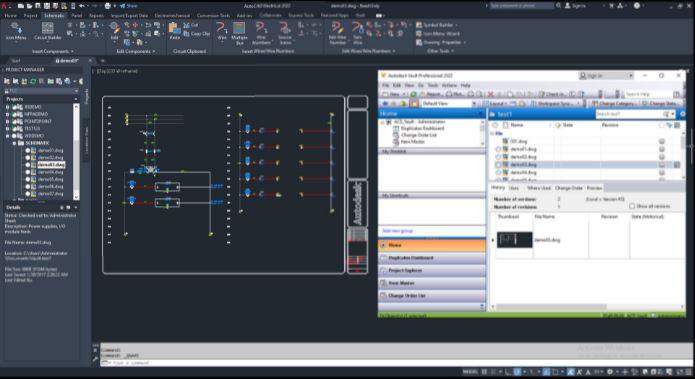AutoCAD 2022 bộ công cụ điện