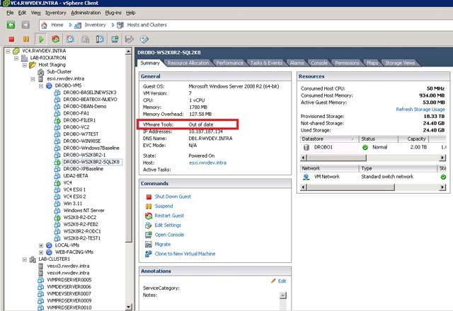 VMware Tools - 2